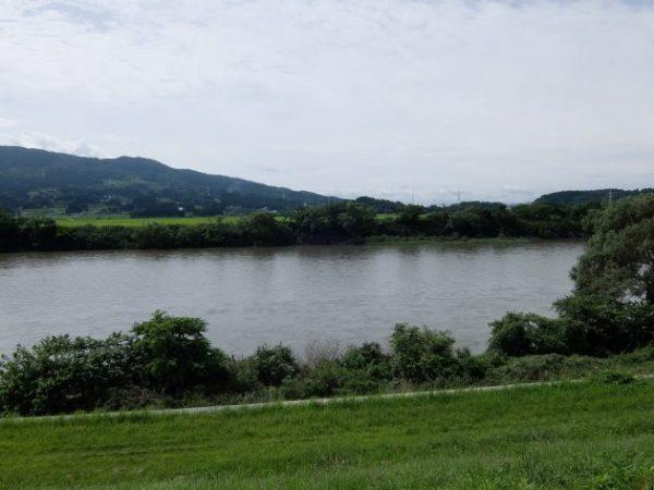 北上川 平泉