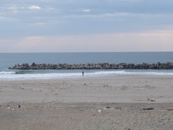 深沼海水浴場  シーバス釣り