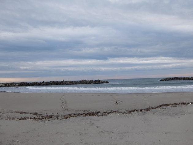 荒浜 離岸堤