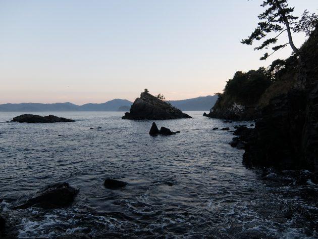 十三浜 磯マル 釣り場