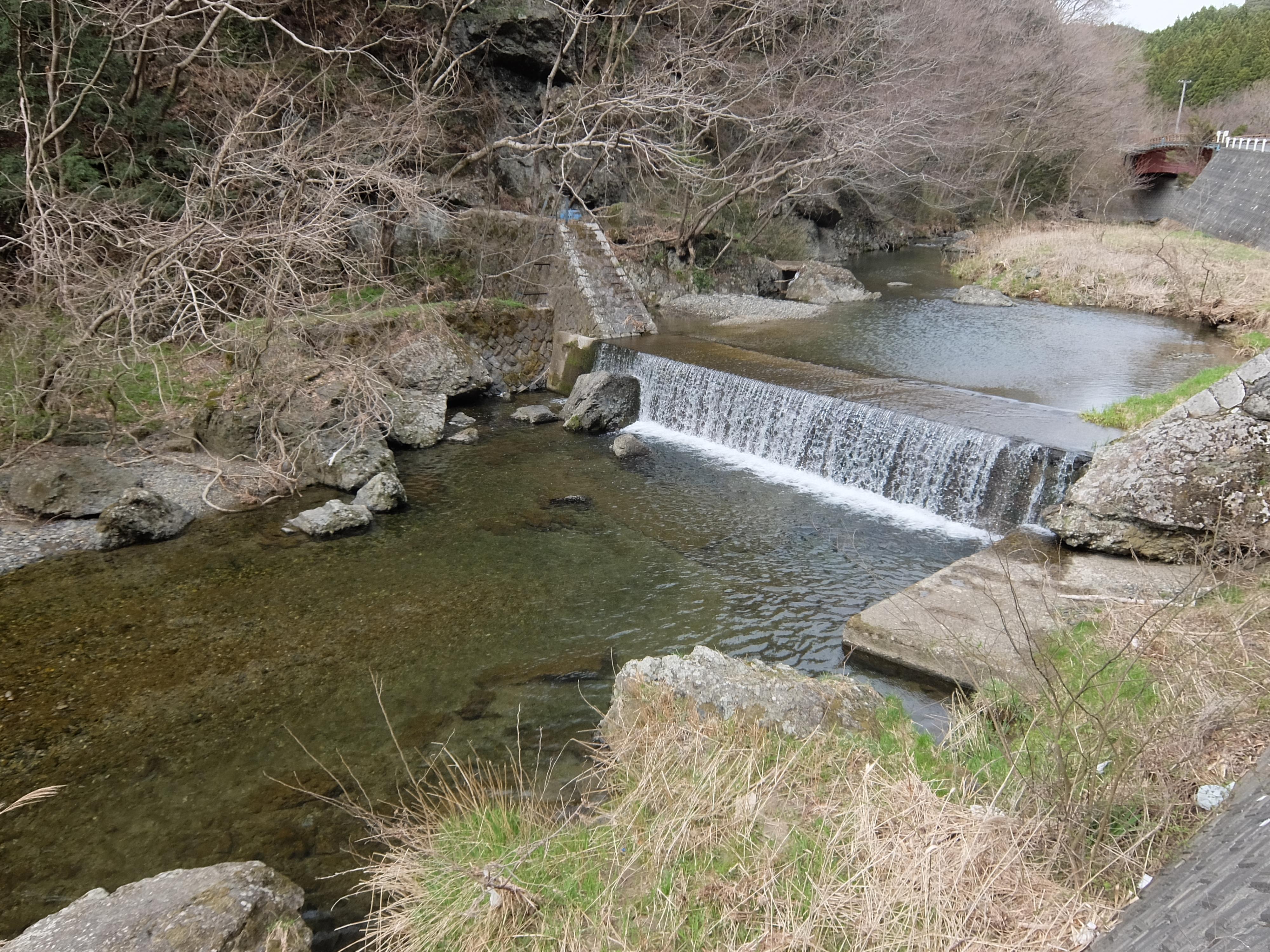 大関川 堰堤