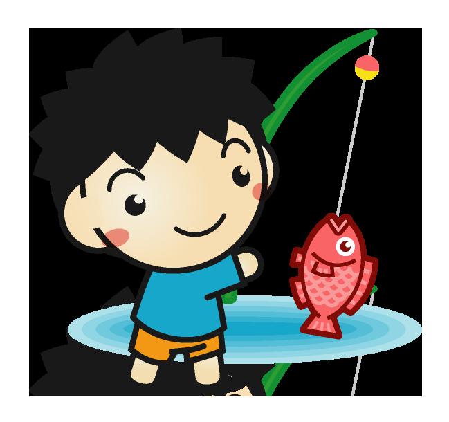 釣り ビギナー