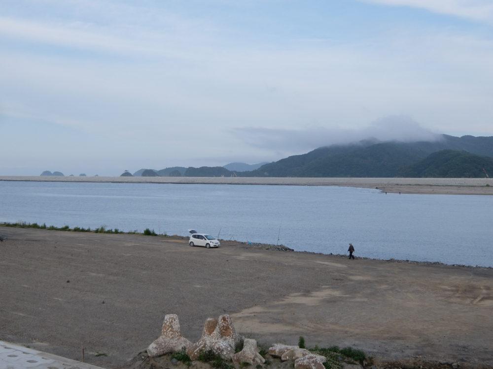 石巻 月浜 シーバス釣り
