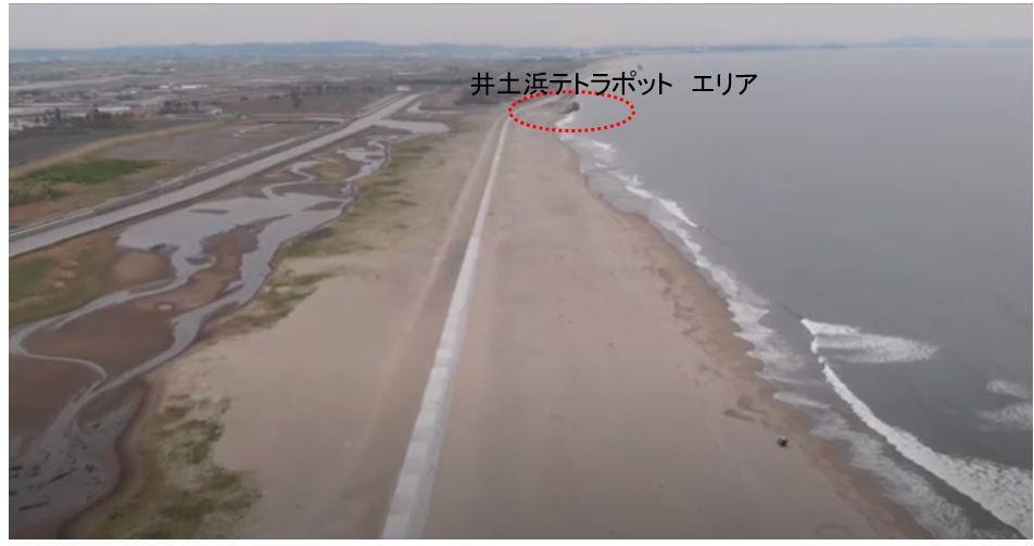 仙台市 井土浜