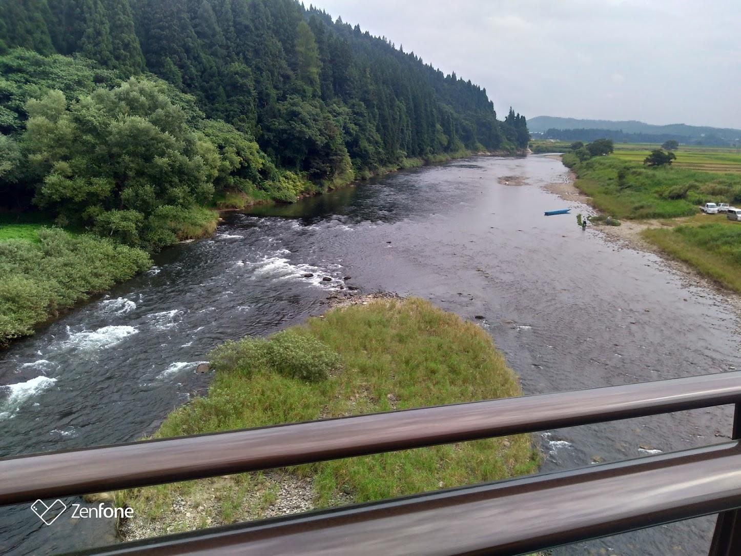 鮭川 米橋