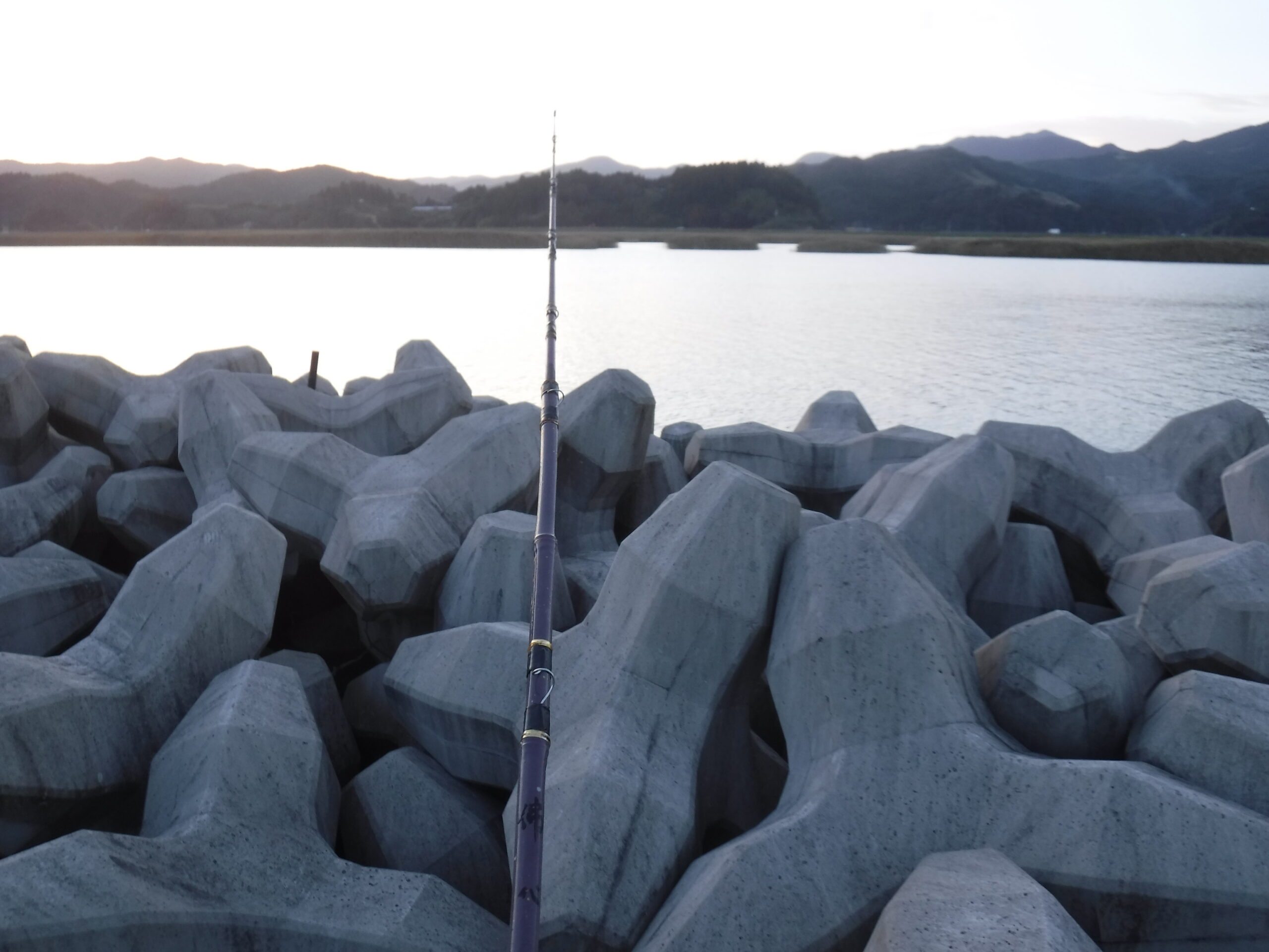 北上川(追波川)  ハゼ釣り